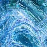 Struttura dell'acqua Fotografia Stock