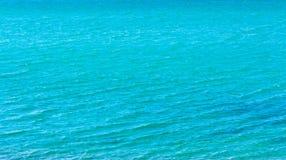 Struttura dell'acqua dell'oceano Fotografia Stock Libera da Diritti