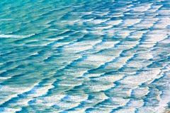 Struttura dell'acqua dell'oceano Fotografia Stock