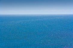Struttura dell'acqua dell'oceano Fotografie Stock