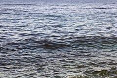 Struttura dell'acqua di mare Fotografia Stock