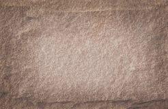 Struttura dell'ardesia di marrone scuro nel modello naturale Parete di pietra di Brown Fotografie Stock