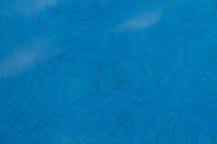 Struttura dell'onda di acqua Fotografie Stock Libere da Diritti