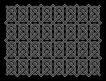 Struttura dell'ornamento del reticolato Immagine Stock