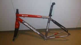 Struttura della bici Immagini Stock