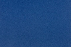 Struttura della carta blu per fondo, struttura dettagliata Fotografia Stock