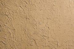 Struttura della carta da parati di argilla congelata sulla parete Contrapponga il fondo del chiaroscuro immagini stock libere da diritti