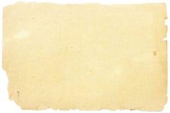 Struttura della carta di Brown Fotografie Stock