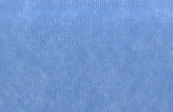 Struttura della carta velina, del fondo o della struttura blu Fotografie Stock Libere da Diritti