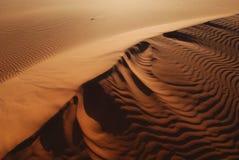 Struttura della duna di sabbia Immagine Stock Libera da Diritti