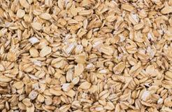 Struttura della farina d'avena Fotografie Stock
