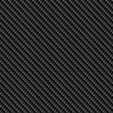 Struttura della fibra del carbonio Fotografie Stock