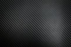 Struttura della fibra del carbonio Fotografia Stock