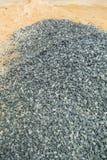 Struttura della ghiaia del granito Immagini Stock Libere da Diritti