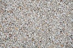 Struttura della ghiaia del granito per fondo Immagine Stock Libera da Diritti