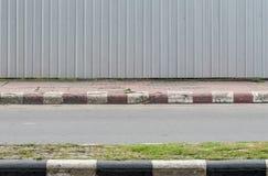 Struttura della lamina di metallo Immagine Stock Libera da Diritti