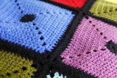 Struttura della lana Immagine Stock Libera da Diritti