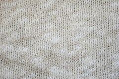 Struttura della lana Immagini Stock