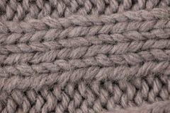 Struttura della lana fotografia stock