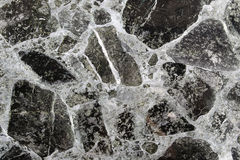 Struttura della lastra della roccia Fotografia Stock Libera da Diritti