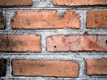 Struttura della muratura del mattone fotografia stock