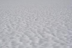Struttura della neve Immagini Stock