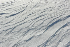 Struttura della neve Immagine Stock Libera da Diritti