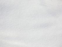 Struttura della neve Fotografia Stock
