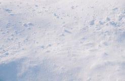 Struttura della neve della scintilla Fotografie Stock Libere da Diritti