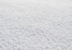 Struttura della neve di marzo in sole Fotografia Stock Libera da Diritti