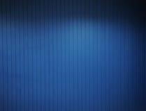 Struttura della parete blu Immagini Stock Libere da Diritti