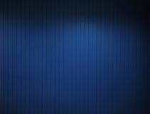 Struttura della parete blu Fotografia Stock