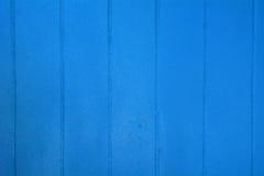 Struttura della parete blu del cemento Immagine Stock
