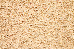 Struttura della parete in crema Immagini Stock Libere da Diritti