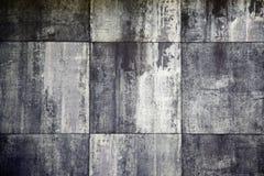 Struttura della parete del metallo Fotografia Stock