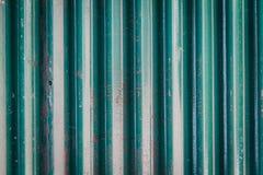 Struttura della parete del metallo Immagini Stock