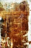 Struttura della parete della ruggine Fotografie Stock Libere da Diritti