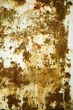 Struttura della parete della ruggine Fotografie Stock
