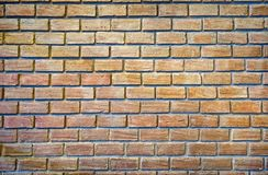 Struttura della parete di Brown Fotografie Stock Libere da Diritti