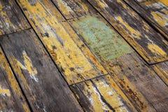 Struttura della parete di legno Immagine Stock