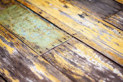 Struttura della parete di legno Fotografia Stock