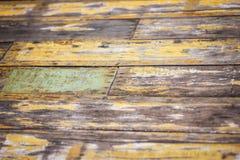 Struttura della parete di legno Fotografie Stock