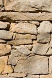 Struttura della parete di pietra Fotografie Stock Libere da Diritti