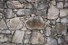 Struttura della parete di pietra Fotografia Stock