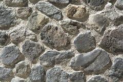 Struttura della parete di pietra Fotografie Stock