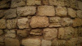 Struttura della parete di pietra antica fotografia stock