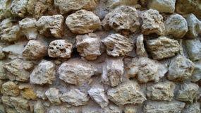 Struttura della parete di pietra antica fotografia stock libera da diritti