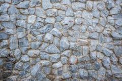 Struttura della parete di pietra della roccia Fotografie Stock Libere da Diritti