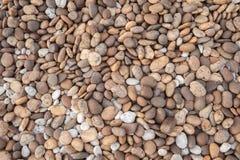 Struttura della parete di pietra della roccia Fotografie Stock