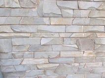Struttura della parete di pietra grigia 4 Immagini Stock
